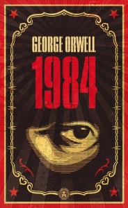 georgeorwellxobeygiantprintset-1984coverbyshepardfairey