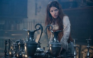 Pitch Perfect's Anna Kendrick as Cinderella.